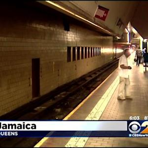Mother, Subway Cleaner Credited With Saving Toddler At Queens Subway Station