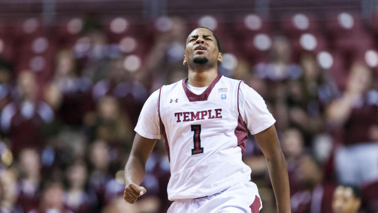 NCAA Basketball: Bowling Green at Temple