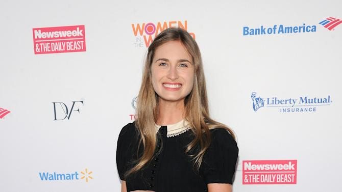 Lauren Bush Lauren attends the 4th Annual Women in the World Summit at the David H. Koch Theater on Thursday, April 4, 2013 in New York. (Photo by Evan Agostini/Invision/AP)