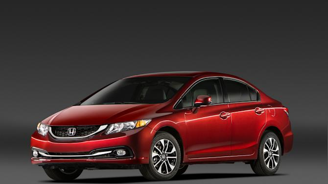 Honda Civic sedan back as a smart buy