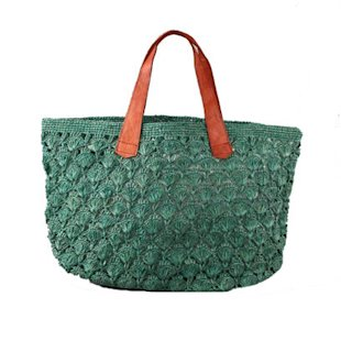 Valencia Oversized Tote Mar Y Sol