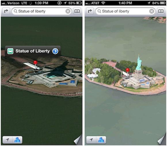 Apple's iOS 6 Maps app already showing signs of improvements