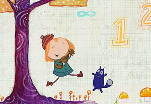 Peg + Cat | Photo Credits: PBS