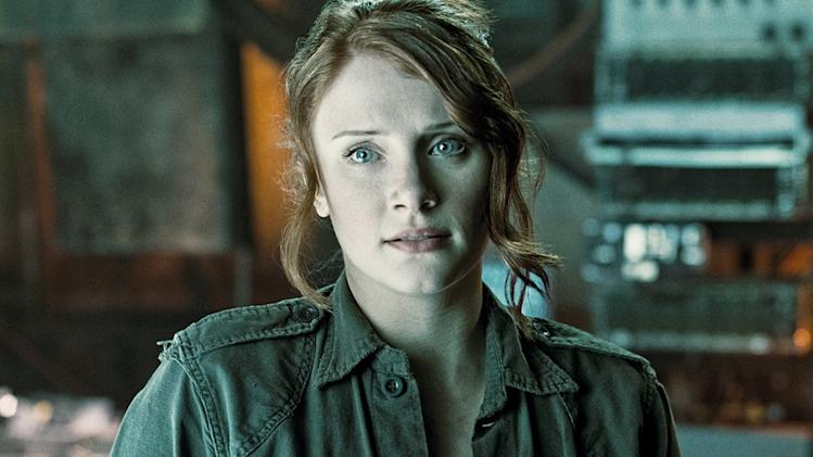 Terminator Salvation Warner Brothers Production Photos 2009 Bryce Dallas Howard