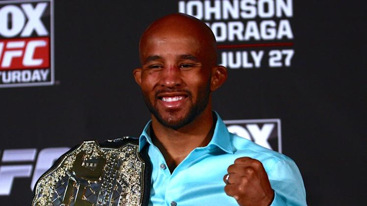 UFC 174 Headliner Announced: Demetrious Johnson Puts Flyweight Belt on the Line