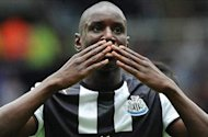 Ba hails hard work as he gets back among the goals for Newcastle