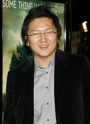 Masi Oka at the Los Angeles premiere of Paramount Pictures' Cloverfield