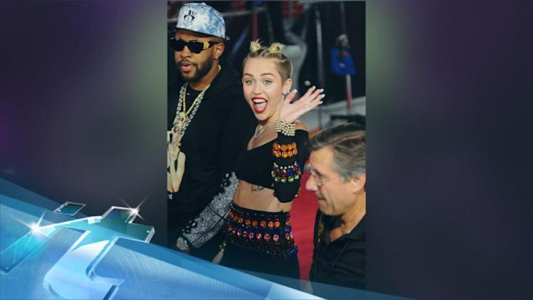 2013 VMAs: Miley Cyrus And 'N Sync Performances Bring Huge Ratings Boost To MTV