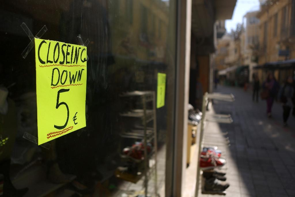 Cyprus stuck in recession 3 years after bailout: EU