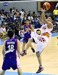 Jeff Chan had a career-high 35 points. (PBA Images)
