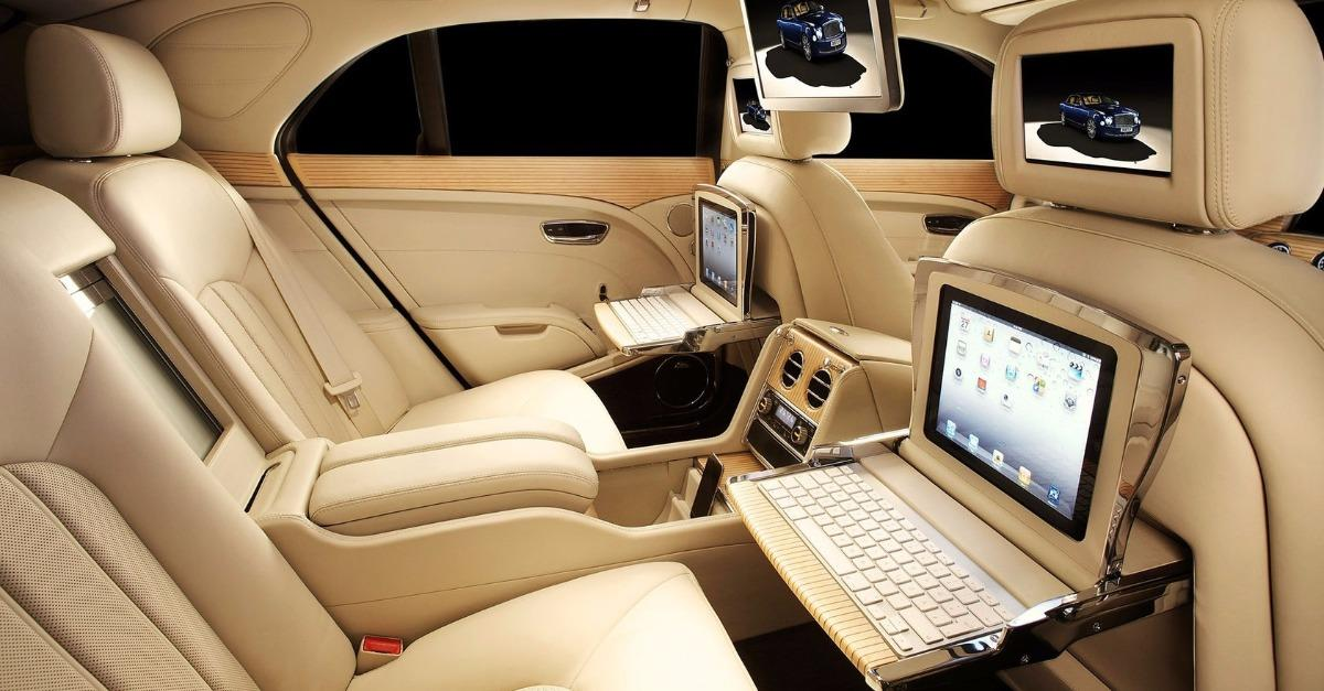 3 Unbelievable Luxury Cars (2015)