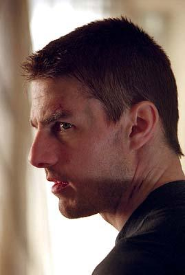 Tom Cruise in 20th Century Fox's Minority Report