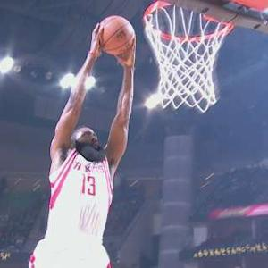 High-Flying Harden