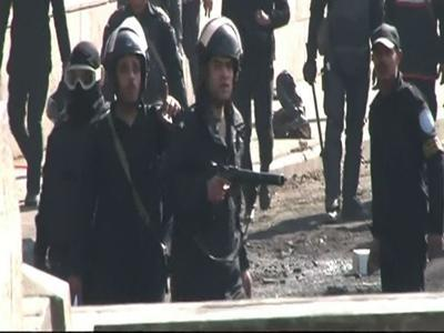 Egypt Army Chief Warns State Could Collapse
