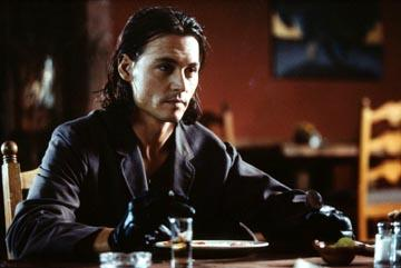 Johnny Depp in Columbia's Once Upon a Time in Mexico