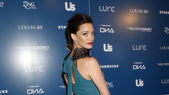 Jessica Sutta attends the US Weekly AMA After Party for The Wanted at Lure on Sunday November 19, 2012 in Los Angeles, California.  (Photo by Todd Williamson/Invision/AP Images)