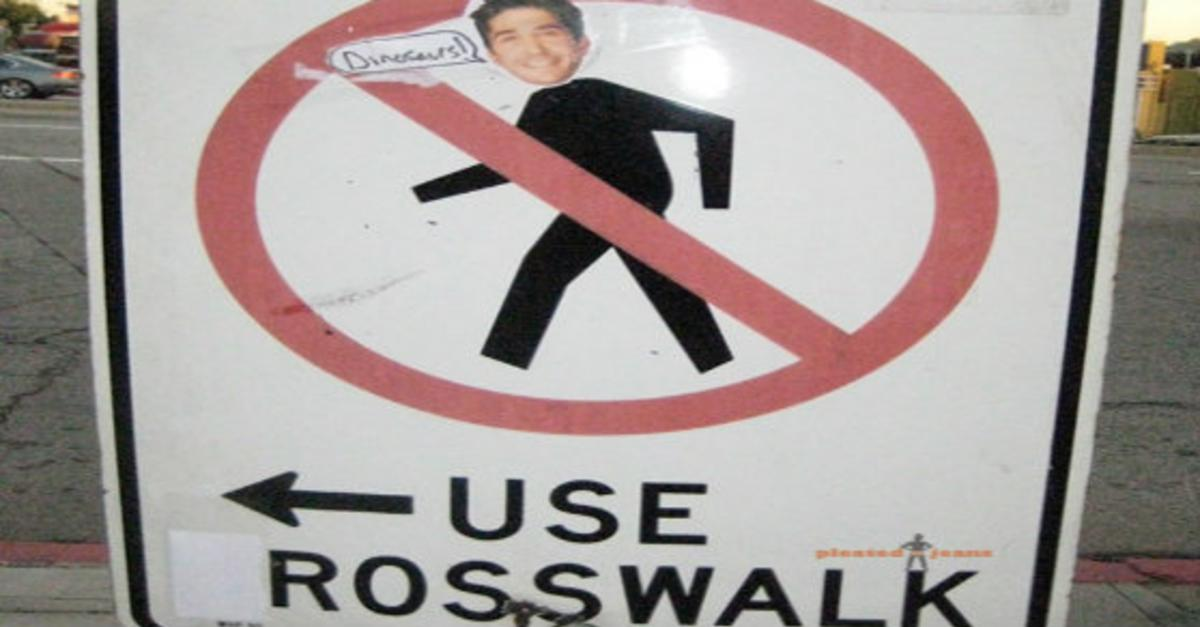 14 Vandalized Road Signs That Are Actually Perfect