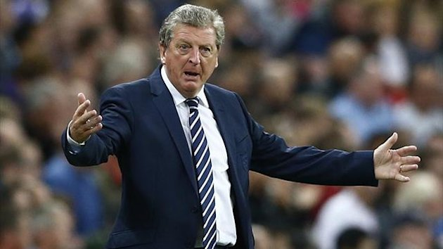 England's head coach Roy Hodgson (Reuters)