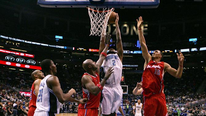 NBA: Los Angeles Clippers at Orlando Magic