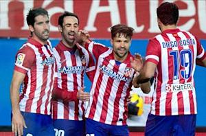 Ben Hayward: Atletico displays title mettle as Barcelona, Madrid slip up