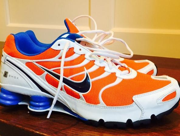Jerry Seinfeld Has the Perfect Sneakers for the Mets' Playoff Run
