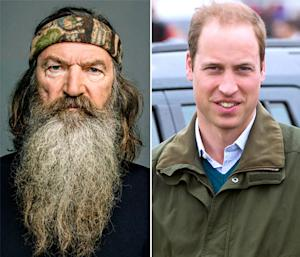 Phil Robertson On Southern Racism, Prince William's Private Kate Middleton Messages Released: Top 5 Thursday Stories