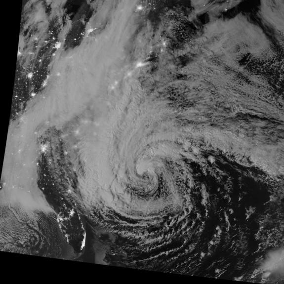 Weather or Climate: What Caused Hurricane Sandy?