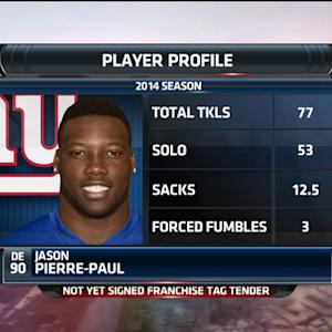 Boomer & Carton: Jason Pierre-Paul injures hand in fireworks accident