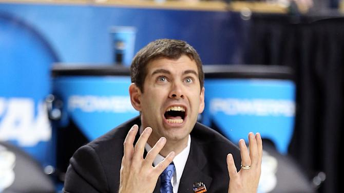 Brad Stevens of the Butler Bulldogs