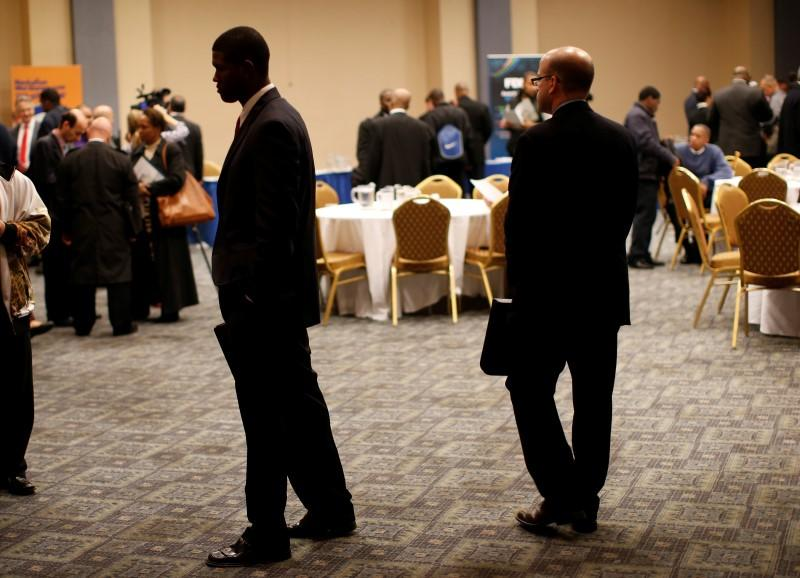 Top U.S. economy forecaster holds steely confidence in job market: Reuters poll