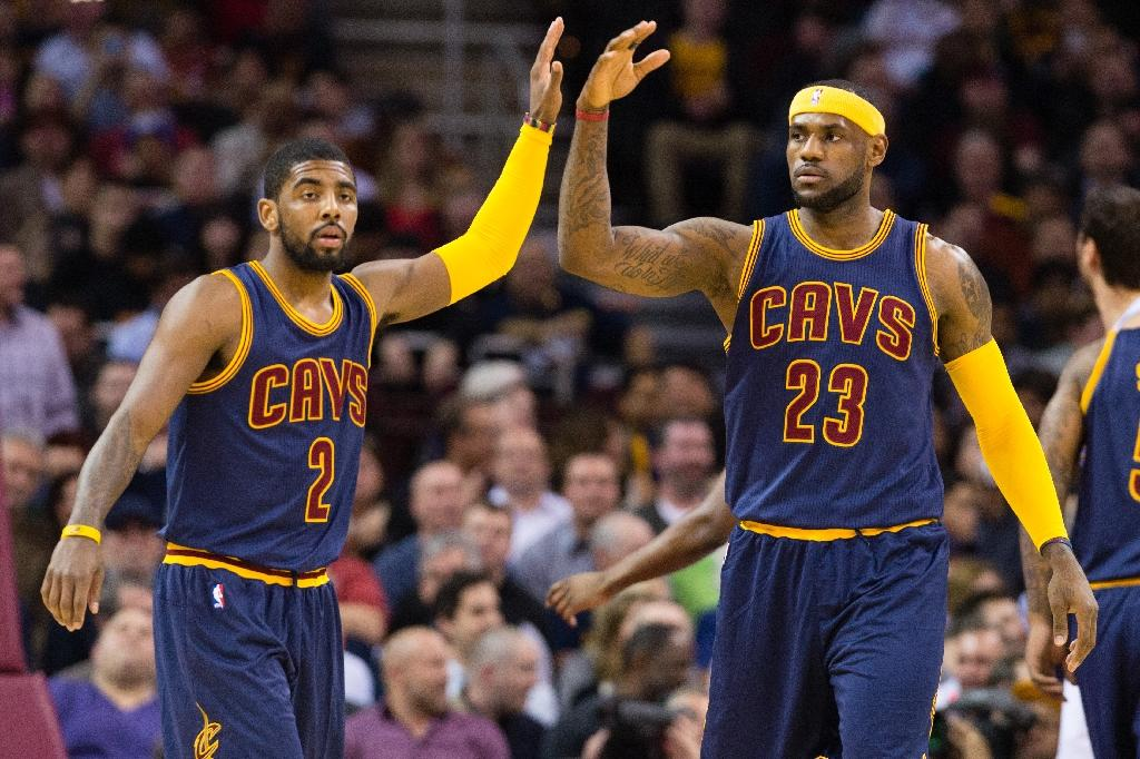 LeBron bounces back, Irving returns in Cavaliers' win