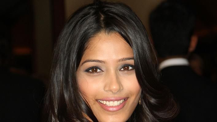 61st Annual DGA Awards 2009 Freida Pinto