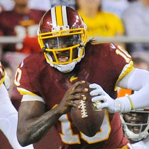 Washington Redskins quarterback Robert Griffin III Preseason Week 2 highlights