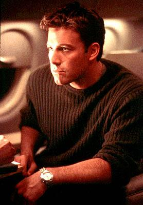 Ben Affleck as Jack Ryan in Paramount's The Sum of All Fears