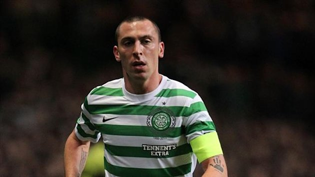 Scott Brown of Celtic (PA Sport)