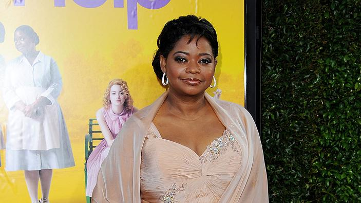 The Help LA Premiere 2011 Octavia Spencer