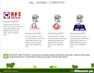 NFC website defaced by anti-Umno hacker