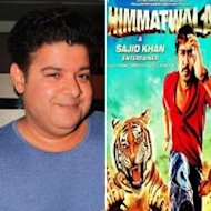 Sajid Khan: 'I wanted 'Himmatwala' to be my first film'