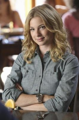 "Emily VanCamp as Emily Thorne in ""Revenge"" -- ABC"