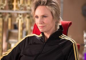Glee Scoop: Jane Lynch on Sue's Job Change, 'New Lease on Life' and Killer Fantasy Sequence