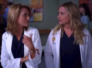 Grey's Anatomy Sneak Peeks: Arizona Fields a Proposal, Bailey Braces for the Storm