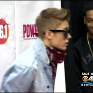 Justin Bieber Scheduled To Appear At Downtown Miami Deposition