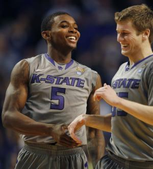 Foster helps K-State top No. 6 Cowboys 74-71