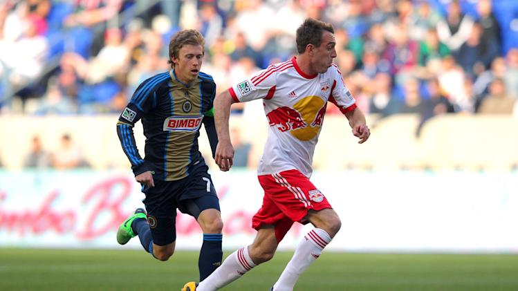 MLS: Philadelphia Union at New York Red Bulls
