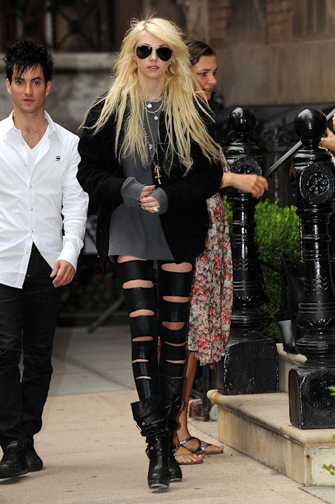 T Momsen Rocker Leggings