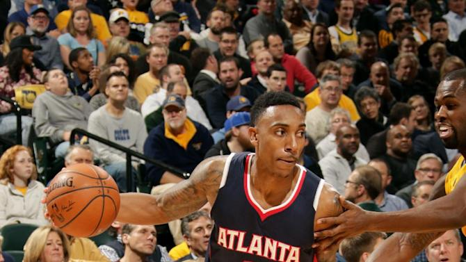 Horford leads Hawks over Pacers 108-82