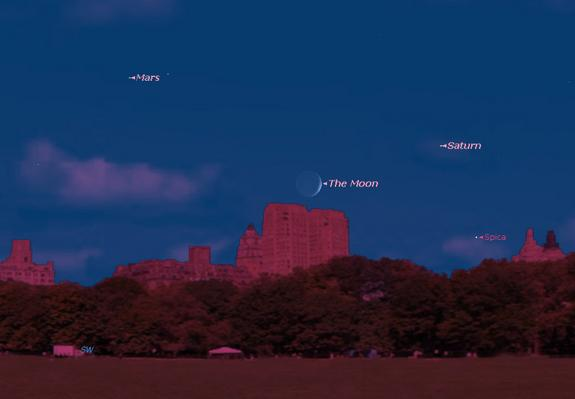 See Saturn Before It Leaves Night Sky This Week