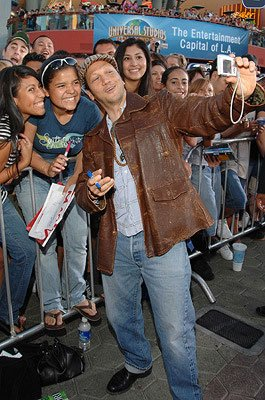 Rob Schneider at the premiere of Universal Pictures' I Now Pronounce You Chuck & Larry