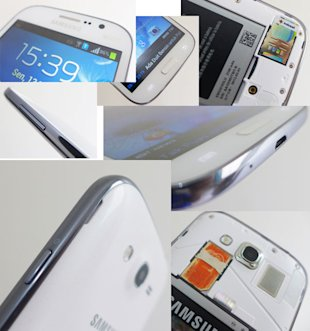 desain Grand Review Samsung GALAXY Grand smartphone review mobile gadget