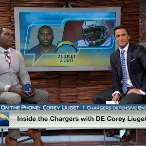 San Diego Chargers defensive end Corey Liuget: I look forward to competing in the AFC West
